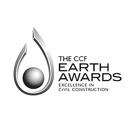 Winner 2012 SA CCF Earth Award