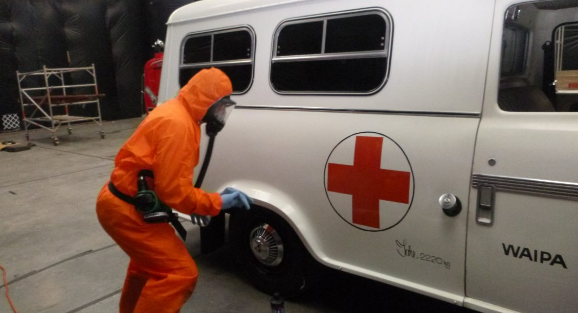 motat vehicle decontamination